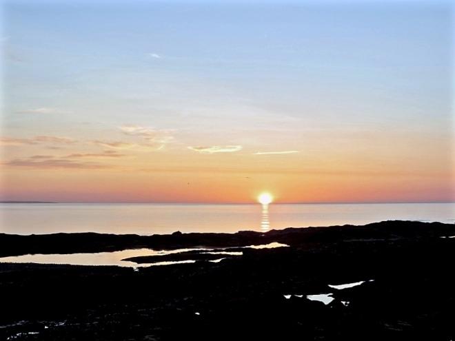 Sunrise St Andrews