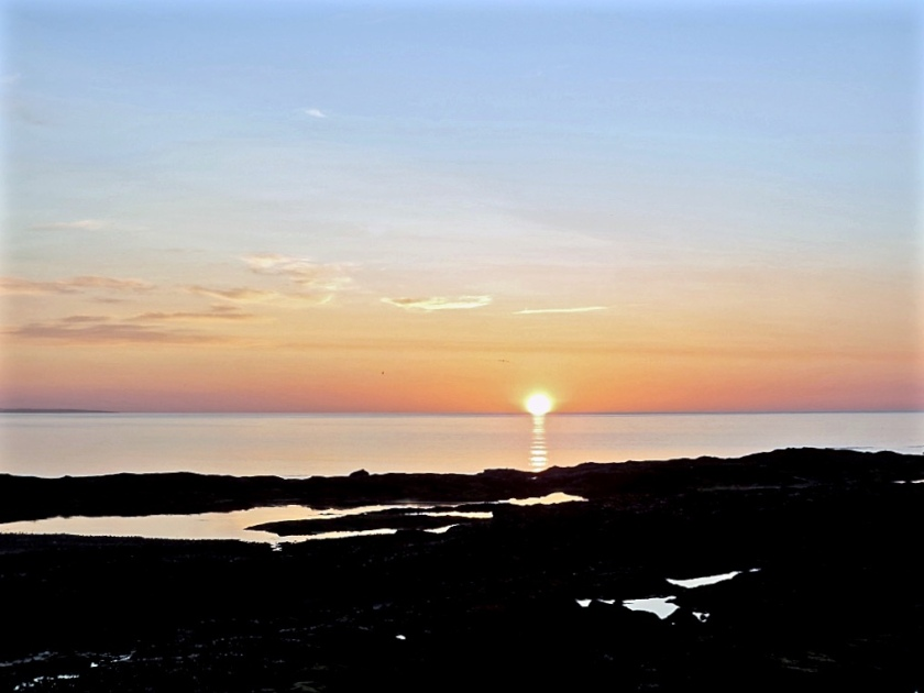 Sunrise St Andrews