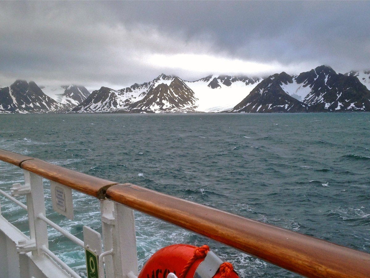 Ny-Alesund – The World's Most Northerly Permanent Settlement at almost             79 degreesNorth!